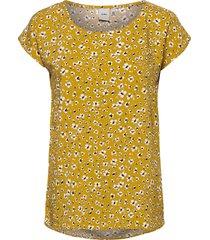 ihvera ss8 blouses short-sleeved gul ichi
