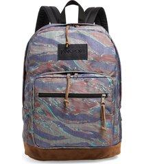men's jansport right pack ls 15-inch laptop backpack -