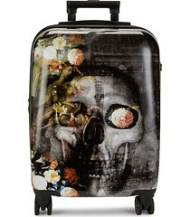 "stamos 20"" hard side spinner suitcase"