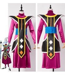 dragonball attendant of god of destruction whis cosplay costume halloween outfit