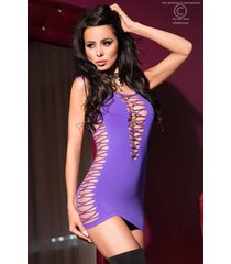 * chilirose jurk cr4096-purple