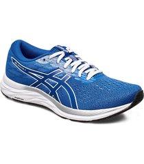 gel-excite 7 shoes sport shoes running shoes blå asics