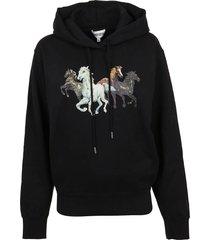 kenzo classic fit hoodie artwork