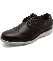 oxford café-blanco us polo assn