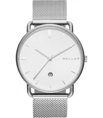 zegarek denka dag silver l