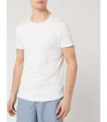 orlebar brown men's crewneck t-shirt - white - xl
