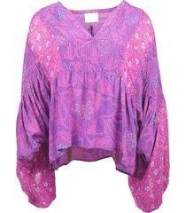 sissel edelbo blouse model 4 cyclaam