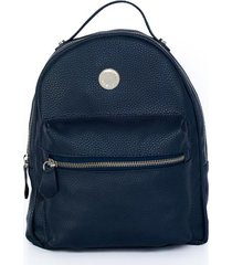 mochila azul merope oxford