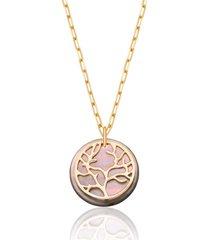 naszyjnik 42 cm z drzewem życia medalove