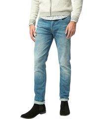 vanguard v7 rider jeans lichtblauw