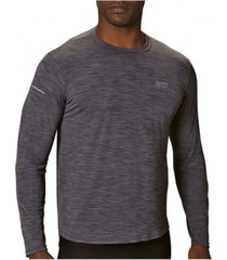 camiseta masculina lupo poliamida basica