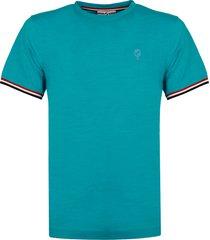 q1905 t-shirt katwijk aqua
