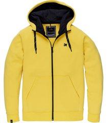 vanguard vest rits hoodie