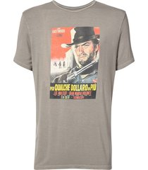 united rivers full of dollars t-shirt - grey