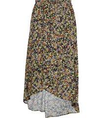 felisha knälång kjol multi/mönstrad mbym