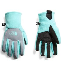 guante denali etip azul the north face