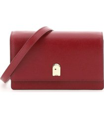 furla furla 1927 mini crossbody clutch