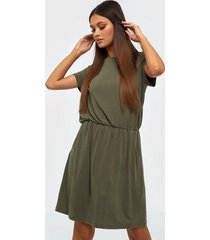 object collectors item objannie maxwell s/s dress noos loose fit dresses