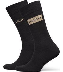 2p giftset lurex cc underwear socks regular socks svart hugo