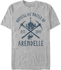 fifth sun men's frozen camp arendelle ice short sleeve t-shirt