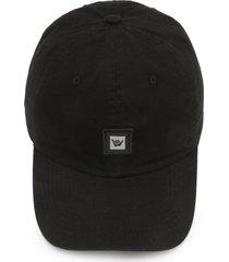 boné hang loose dad cap logo preto