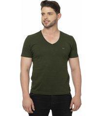 camiseta alfaiataria burguesia metalist verde musgo