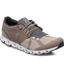 cloud shoes sport shoes running shoes beige on