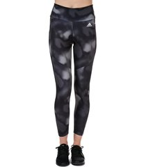 womens d2m allover print 7/8 tights