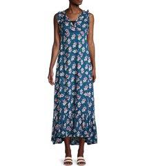 tiare hawaii women's hope maxi dress - tropical