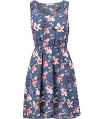 klänning onlnova lux s/l sara dress aop wvn 5