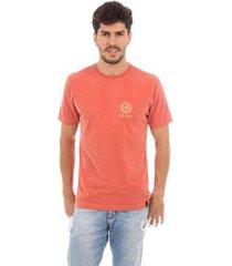 camiseta aes 1975 sink or swim masculina - masculino