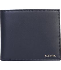 paul smith designer men's bags, billfold wallet