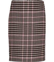 skirt short woven fa kort kjol multi/mönstrad gerry weber