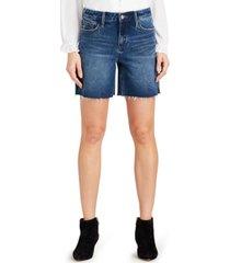 sam edelman the derby jean bermuda shorts