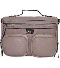 bolsa tiracolo hand bag utilitaria relax feminina