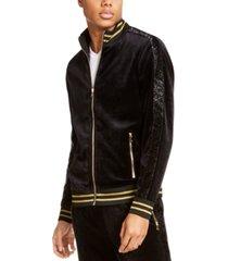 inc men's battlestar track jacket, created for macy's