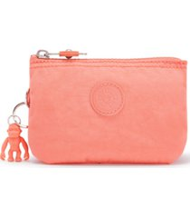 kipling creativity small pouch with keychain