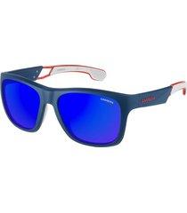 gafas carrera plastico azul hombre 100% uv
