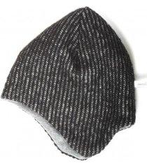 czapka wool pilot smock