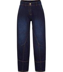 jeans extra larghi con cinta comoda (blu) - bpc bonprix collection
