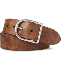 polo ralph lauren men's reversible leather dress belt