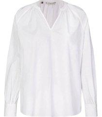 blouse lacou wit