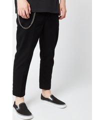 ksubi men's sid pants - black - w36