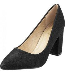 zapato formal sabina negro weide