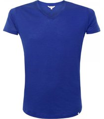 orlebar brown ob-v cobalt t-shirt 259652