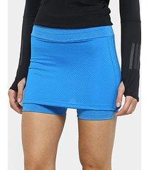 short saia adidas mobility feminino