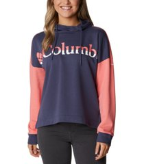 columbia women's logo ii hoodie