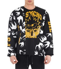 mcq swallow swallow sweatshirt