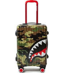 sharknautics carry-on luggage - camo 9100cl62nsz-22