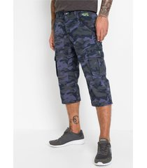 3/4 cargo broek, regular fit